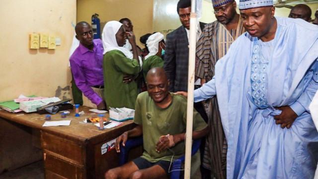 Explosão num depósito de gás provoca pelo menos 35 mortos na Nigéria