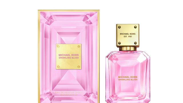 Michael Kors apresenta novo perfume Sparkling Blush