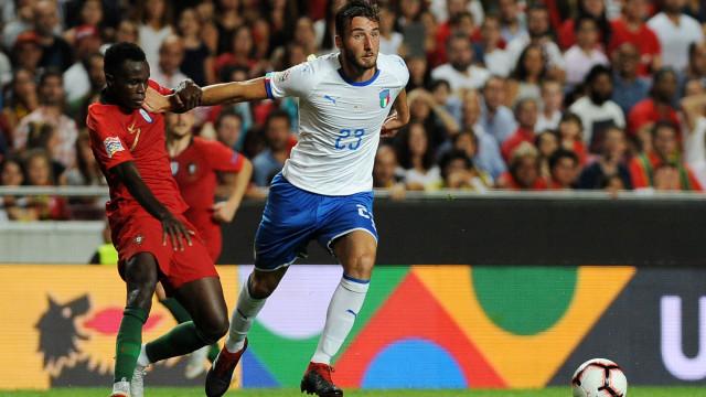 """Nuno Gomes: """"Cristante? Está a mostrar que o Benfica não se enganou"""""""