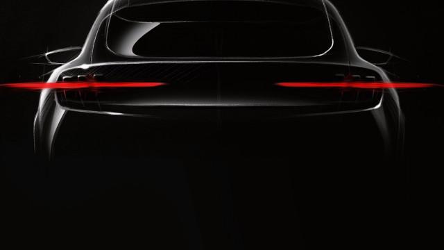 Ford prepara elétrico para rivalizar com a Tesla. Eis a primeira imagem