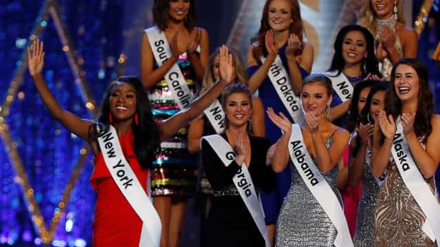 A Miss que se tornou viral após apresentação no concurso Miss America