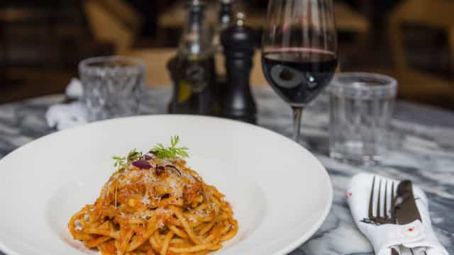 MANO A MANO: O novo restaurante italiano que junta tradição e novidade