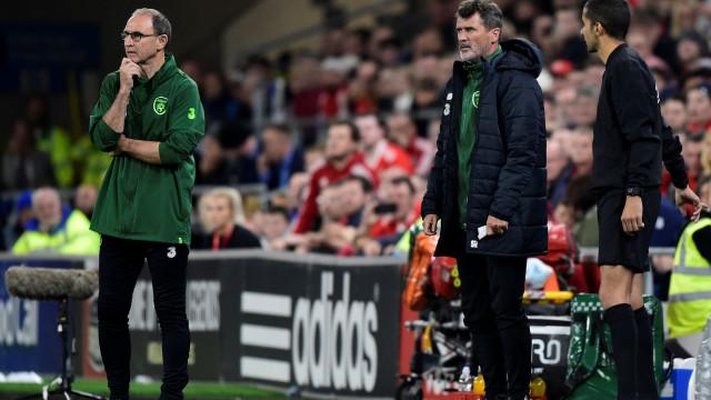 """""""Vocês são uma m****, não querem treinar"""". Roy Keane está em maus lençóis"""