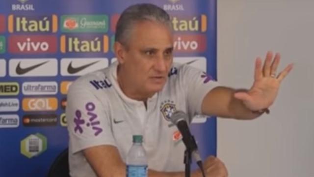 Trump provocou a seleção do Brasil e Tite já deu o 'troco'