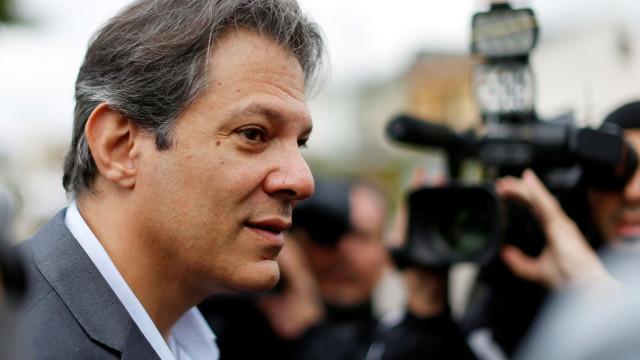 Haddad assume Portugal como exemplo de superação da austeridade