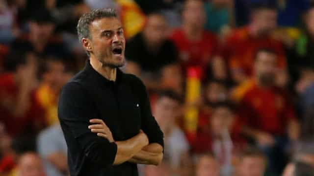 "Luis Enrique após goleada: ""Nem sabia que haviam seis do Real Madrid"""