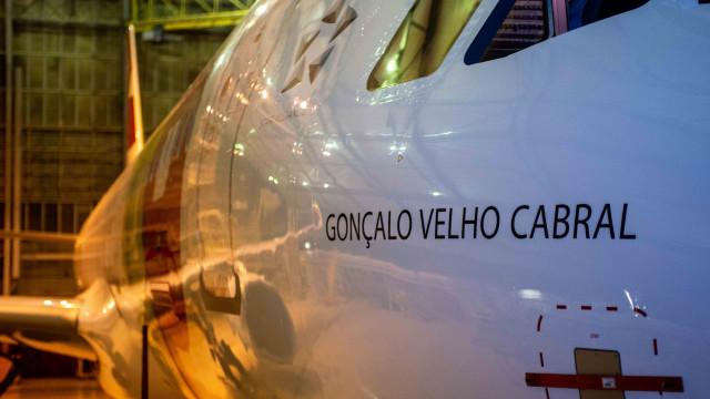 Segundo Airbus A321neo da TAP já voou entre Lisboa e os Açores