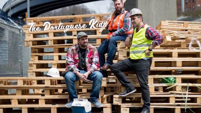 Comediantes The Portuguese Kids em tour na Austrália já planeiam série