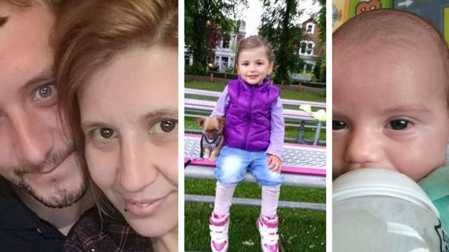 Mãe portuguesa detida em Inglaterra por fugir com as filhas