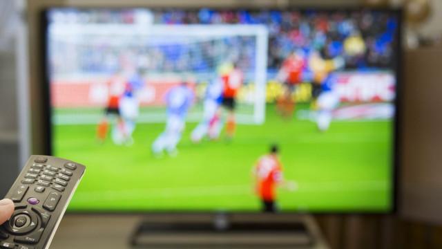 Benfica, Sporting ou Seleção: Quem teve mais tempo de antena na TV?