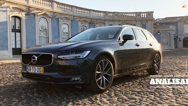 Os suecos também apaixonam. Conheça mais sobre o Volvo V90
