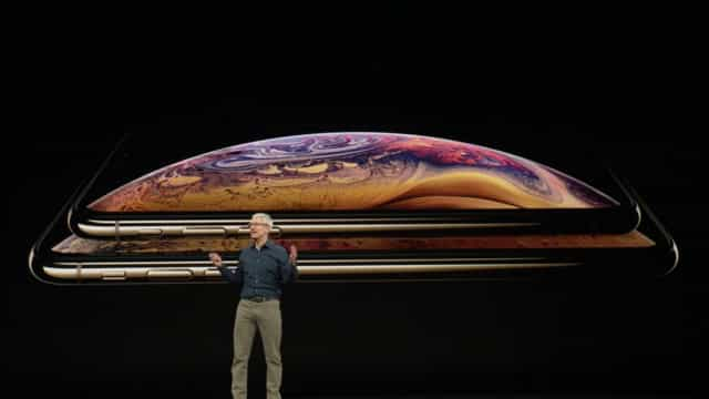 Preços dos iPhones batem recorde e ultrapassam os 1.500 euros