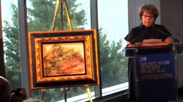 Obra de Renoir roubada pelos nazis a colecionador judeu foi devolvida