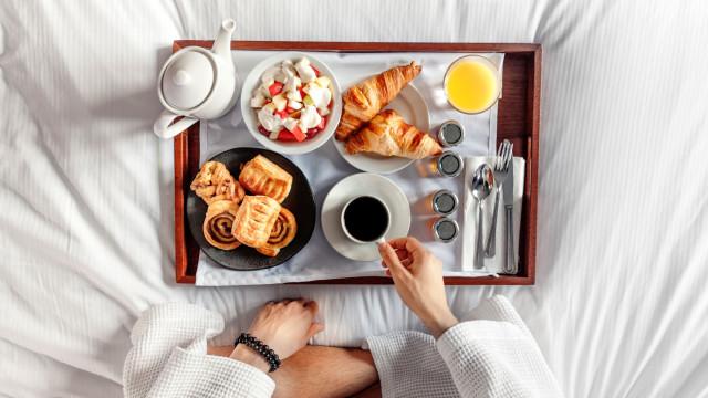 Esta é a melhor altura para tomar o pequeno-almoço