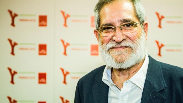 Novo romance de Pepetela apresentado no festival Escritaria de Penafiel