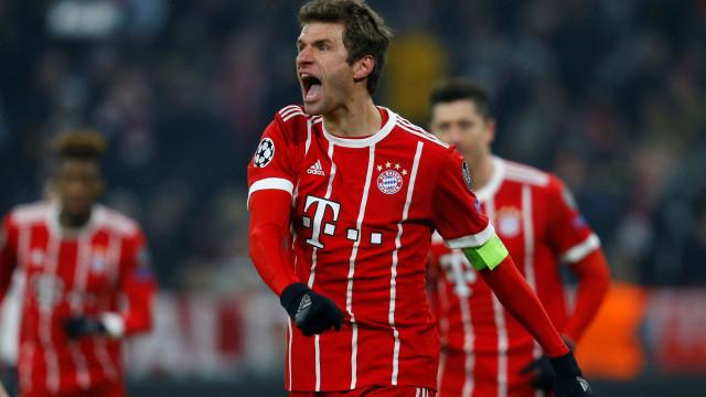 """Müller e o jogo com o Benfica: """"Temos raiva dentro de nós"""""""