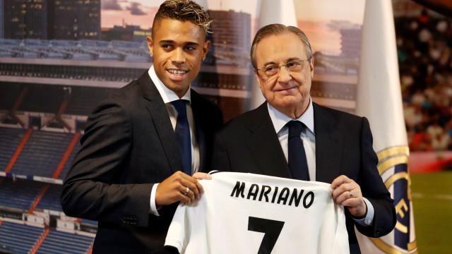 Mariano lembra míticos 7's do Real Madrid e esquece... Cristiano Ronaldo