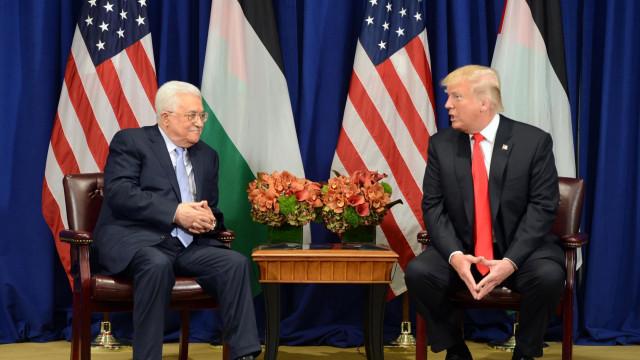 Trump terá oferecido 5 mil milhões à Palestina para negociar com Israel