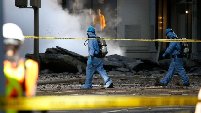 Residentes autorizados a regressar a casa após explosões em Boston