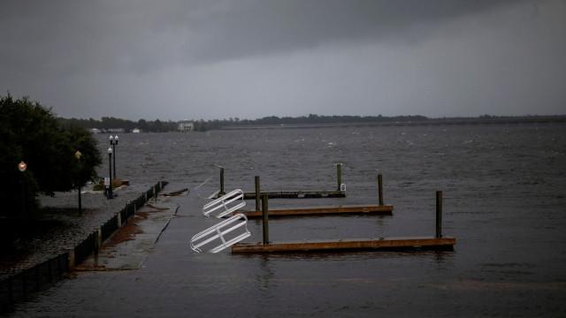 Subida da temperatura da água pode provocar mais furacões nos Açores