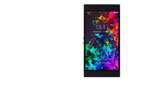 Esta é a primeira imagem do novo e poderoso Razer Phone
