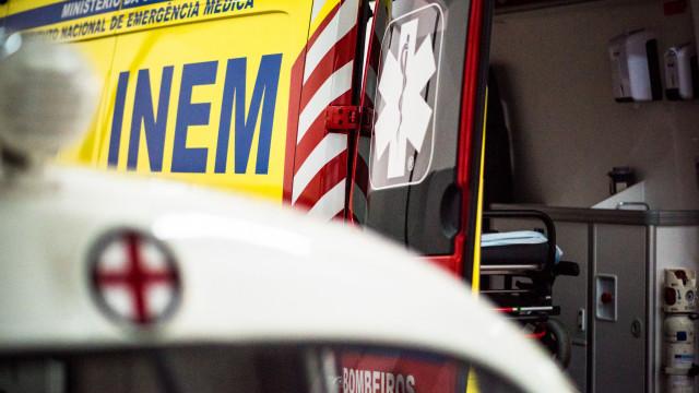 Colisão entre dois veículos na EN1 faz um ferido grave
