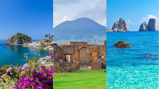 Mamma Mia! Os segredos que rodeiam Nápoles