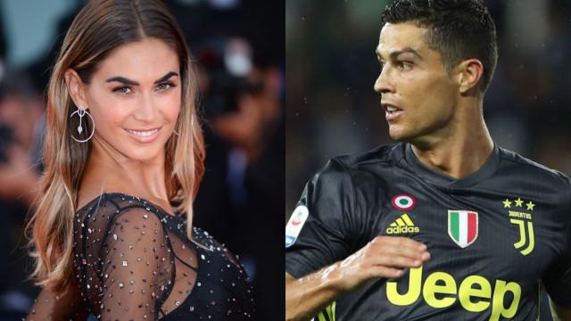 """""""Quem é Cristiano?"""". Mulher de adversário de Ronaldo gera polémica"""