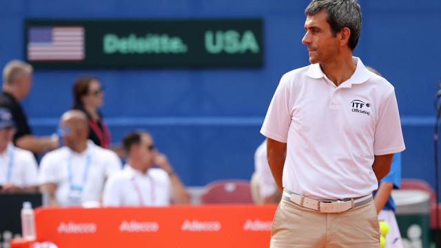 """Após 'caso Serena', Carlos Ramos regressa """"focado"""" à arbitragem"""