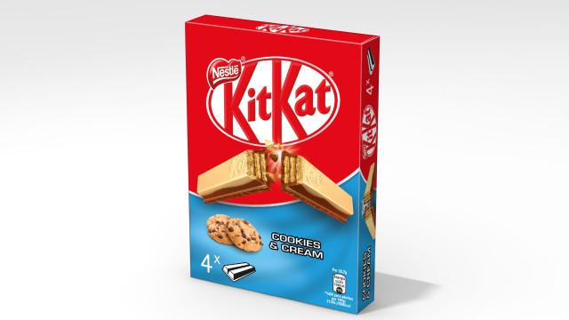 KITKAT lança dois novos snacks perfeitos para fazer aquela pausa