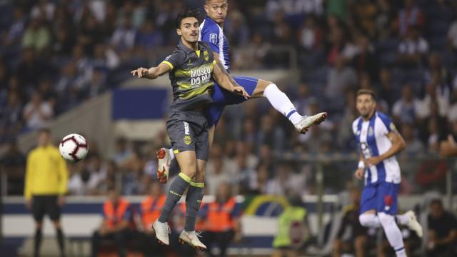 Sporting quer Eustáquio, mas a concorrência europeia aperta