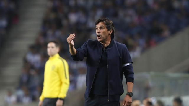 Daniel Ramos deixa o Desportivo de Chaves
