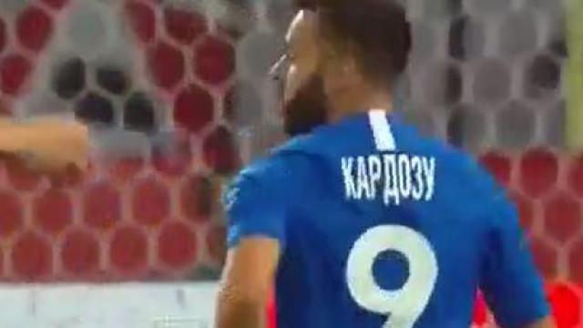 Dínamo: Foi assim que Miguel Cardoso se estreou a marcar em pleno dérbi