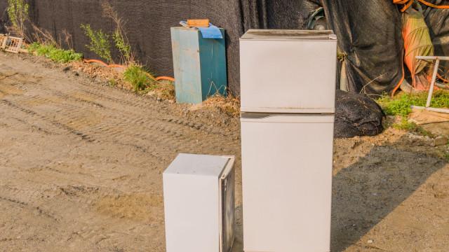 Há falhas na recolha e tratamento de frigoríficos e ares condicionados