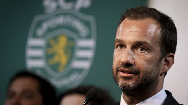 Frederico Varandas confirma acordo por Patrício. Segue-se Gelson