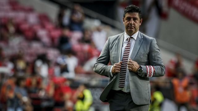 """""""Renato? Hoje, o importante era o Benfica"""""""