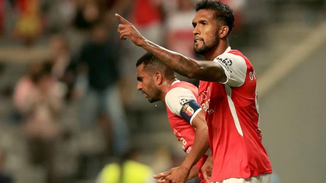 """Dyego Sousa confirma interesse do Sporting: """"Houve uma abordagem"""""""