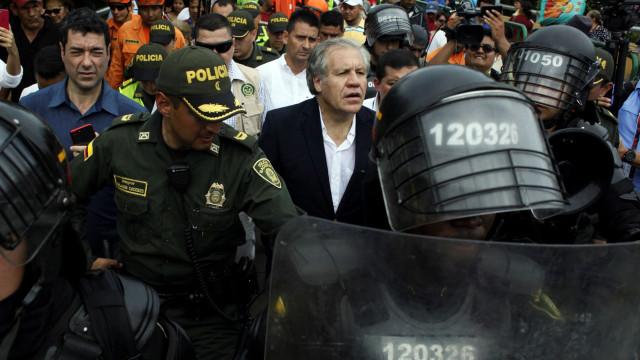 Grupo de Lima rejeita qualquer intervenção militar na Venezuela
