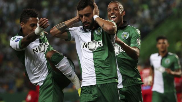 Leão entra com o pé direito na Taça da Liga com os olhos na Europa
