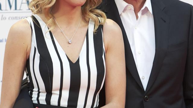 Aos 69 anos, Richard Gere foi pai pela segunda vez