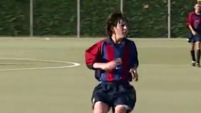 """Messi chegou ao Barça há 18 anos: """"O mundo nunca mais seria o mesmo"""""""