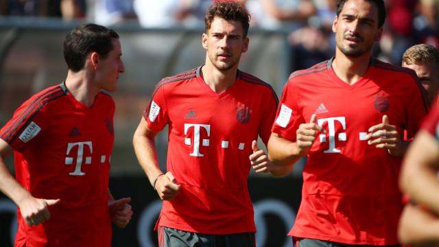 Atenção Benfica: Bayern tem mais uma baixa para a Luz