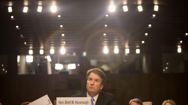 Mulher que acusa de agressão sexual juiz de Trump aceita depor no Senado