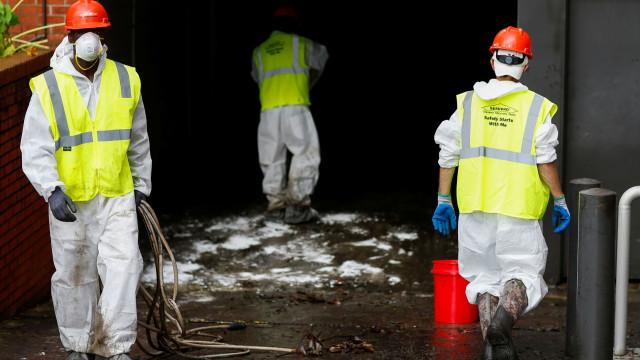 Estado de emergência e 23 mortos é o balanço do furacão Florence nos EUA