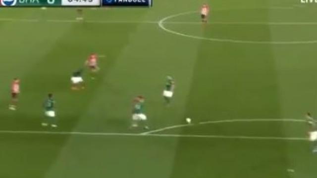 Tiro do meio da rua de Hojbjerg abre marcador para o Southampton