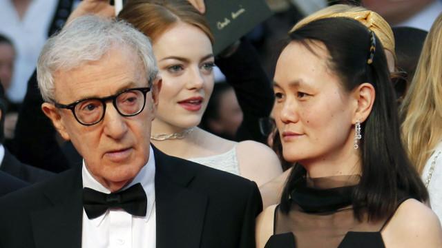 Mulher de Woody Allen quebra silêncio para defender marido