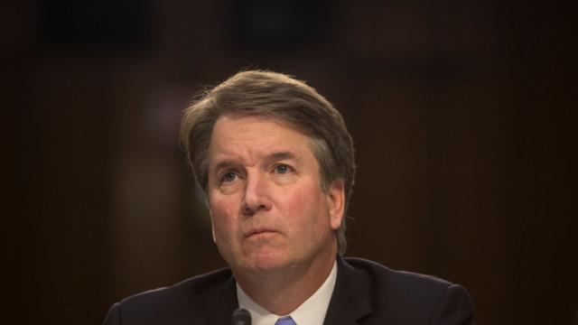 Mulher que acusa Kavanaugh de abuso sexual vai ser ouvida quinta-feira