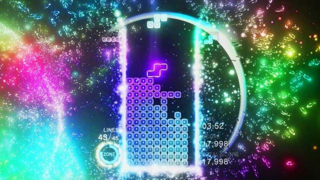 'Tetris Effect' será lançado em novembro