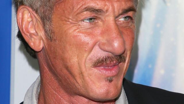 """Sean Penn sobre movimento #MeToo: """"É para dividir homens e mulheres"""""""