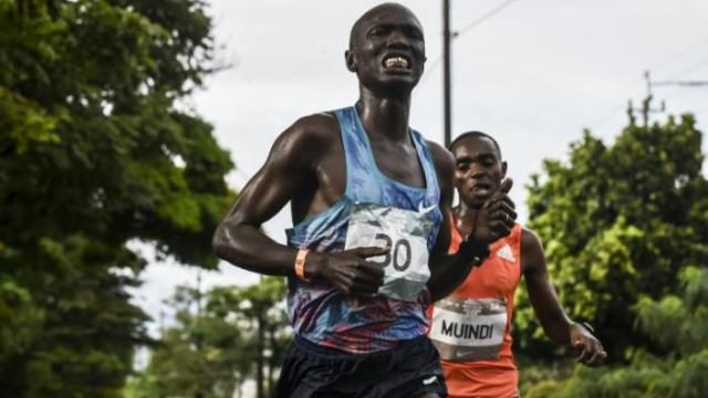 Um atleta atropelado e outro morto na 'maldita' meia-maratona de Medellin